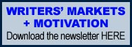 Free Copy of Writers Markets + Motivation